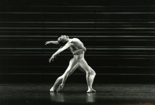 The Australian Ballet_Campbell McKenzie, Justine Summers in Gemini _Jim McFarlane