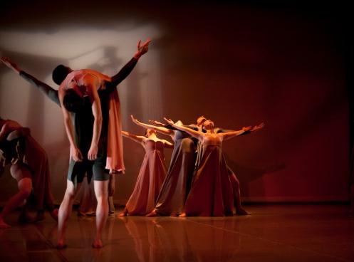 """Odes"" Sokolow Theatre/Dance Ensemble photo by Meems"