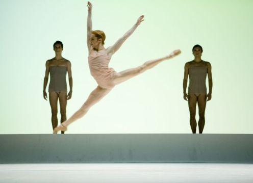 Steven McRae in Chroma-3. Photo by Johan Persson