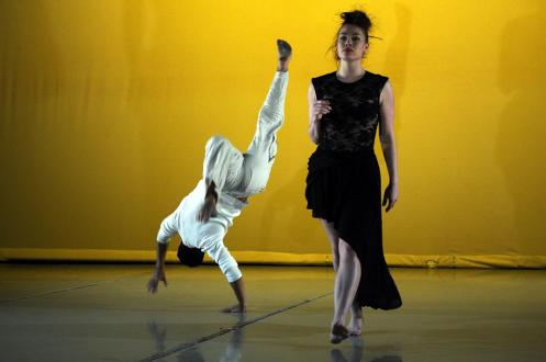 John Eirich & Sarah Mettin Choreography by Take Ueyama Photo by Kokyat
