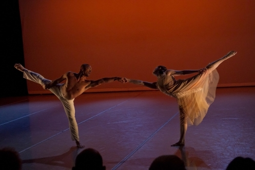 Oblivion from Five Minutes Choreography by Amanda Selwyn Photo by Samantha Siegel