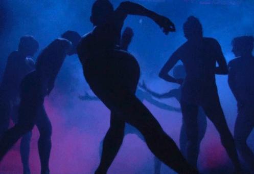 La Amor Brujo Peridance Contemporary Dance Company