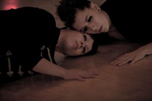 Alexandra Johnson, Lavinia Anna Maria Vago Photo: Jubal Battisti