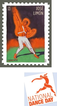 José Limón Honored with Postage Stamp | NYC Dance Stuff