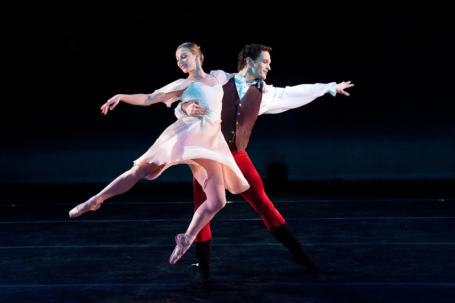 "... of Souls"": Ballet NY at Ailey Citigroup Theater 