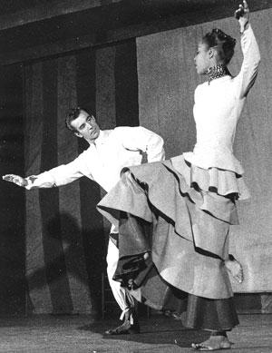 lester horton choreography