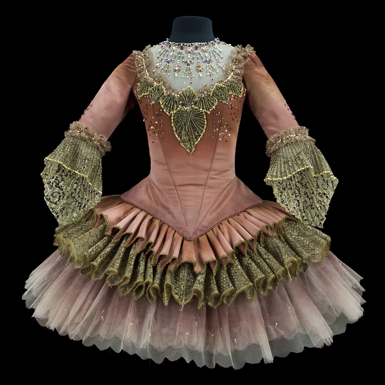 in Dance  Exhibition of Nureyev   s Costumes at the de Young MuseumEarth Fairy Costume