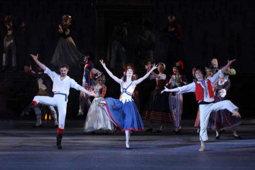 Russian Revolution: Ratmansky's The Flames of Paris will have its UK premiere