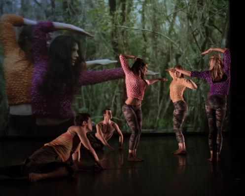 "Parson Dance in ""Dawn to Dusk"" Photo by Eric Bandiero"