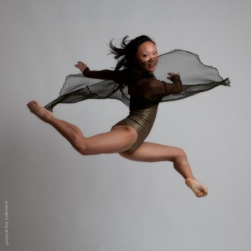 Elisa Monte Dane, Photo by Roy Volkman