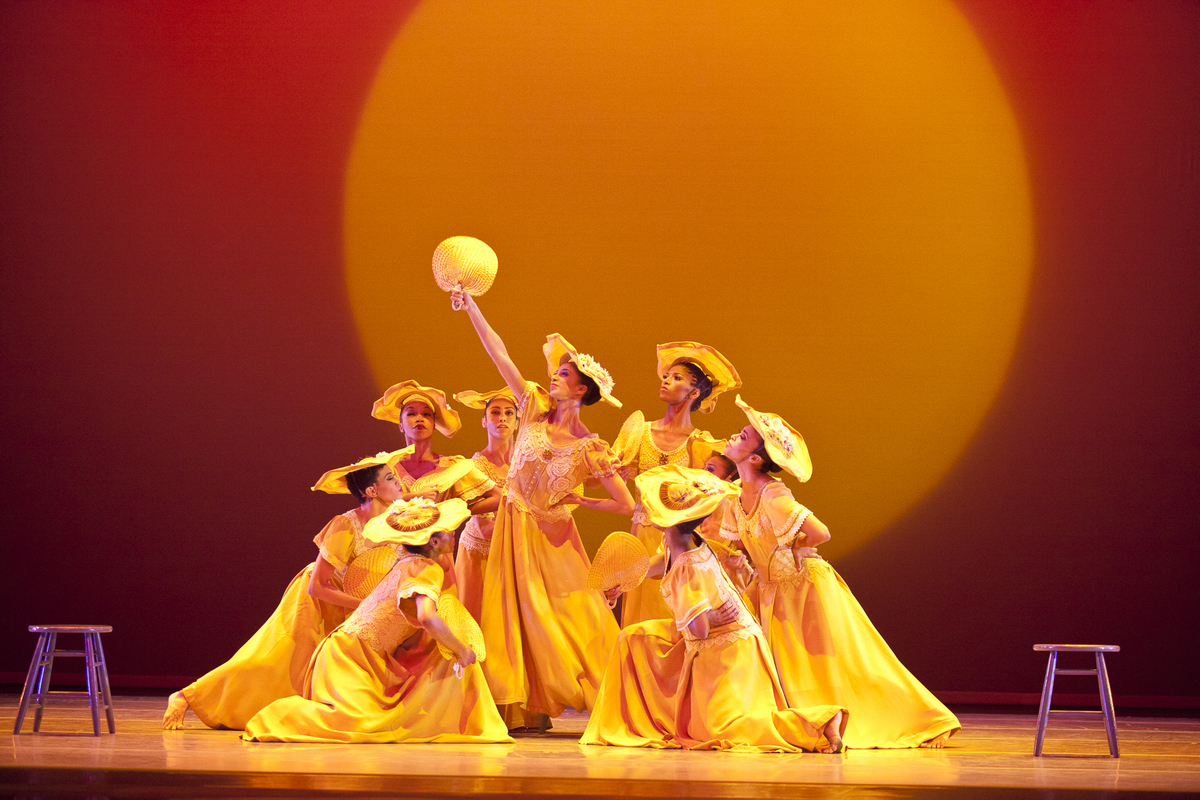 Alvin Ailey American Dance Theater Returns to Lincoln Center's ...