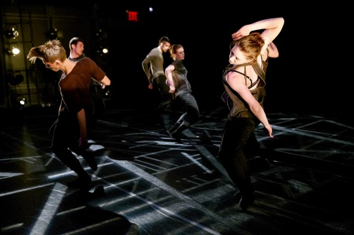 Les Ved's The Cadence Photo by Gregory Costanzo