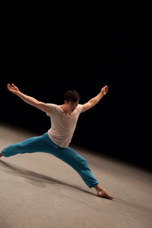 David Norsworthy in when I start. Photo by K. Bonura Photography