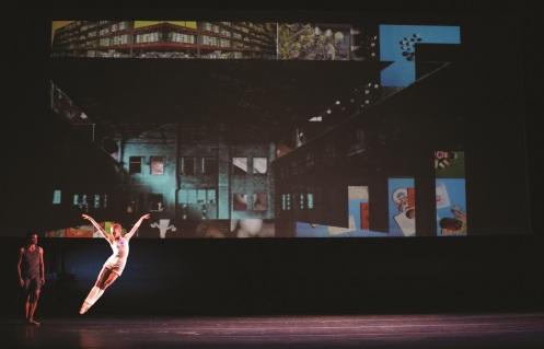 Satellite Ballet in Epistasis Photo by Lora Robertson