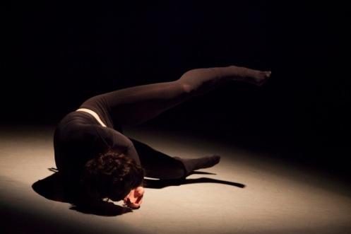 Alexandra Johnson in Sidra Bell's Tribute. Photo by K. Bonura Photography