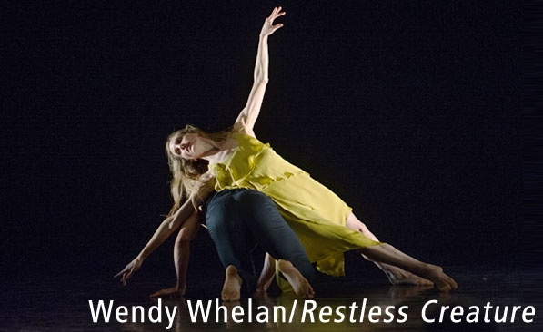 """a critique of restless creature a piece performed by wendy whelan Wendy whelan in a scene from the documentary """"restless creature: wendy  whelan  george balanchine (he died in 1983), she performed many of his   which will feature a new two-part work choreographed specially for."""