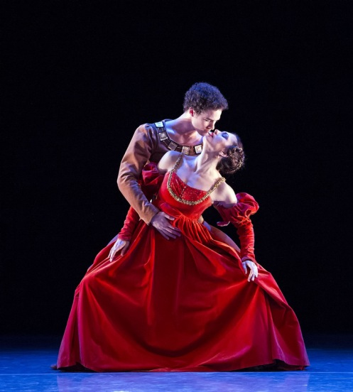 AMERICAN BALLET THEATRE in Jose Limon's The Moor's Pavane