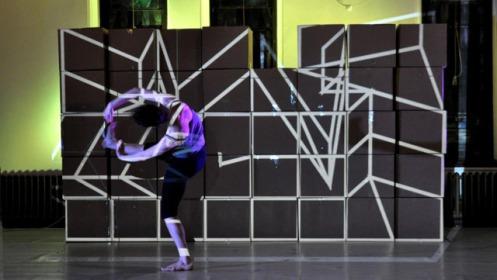 Dancer- Caroline Fermin Credits- Eric Berey