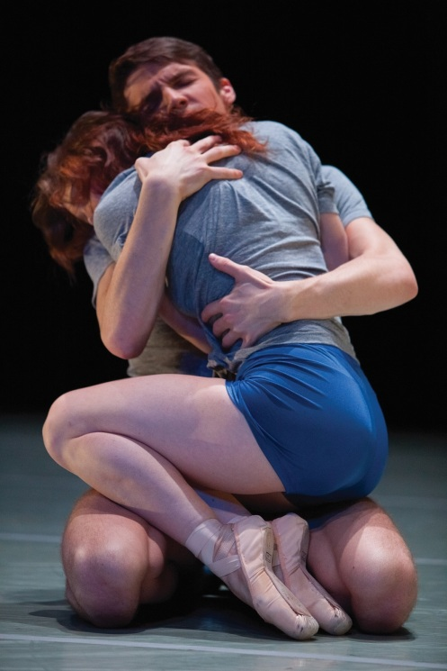 Lucien Postlewaite & Melody Mennite in Olivier Wevers' Monster, Whim W'him