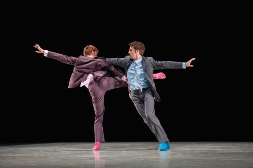 Lucien Postlewaite & Andrew Bartee in Olivier Wevers' Flower Festival, Whim W' him.
