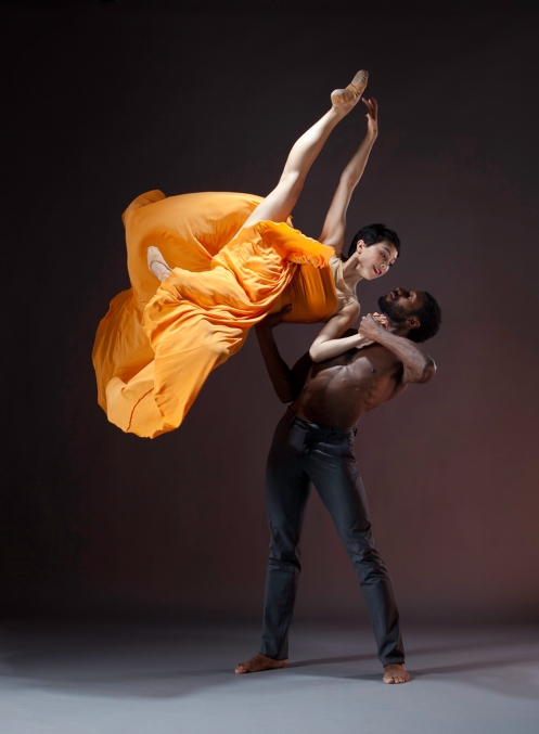 BALLETX Allison Walsh and Billy Cannon by Alexander Iziliaev