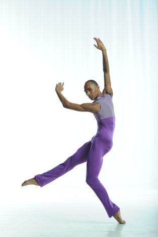 Alvin Ailey American Dance Theater's Sean Carmon. Photo by Eduardo Patino