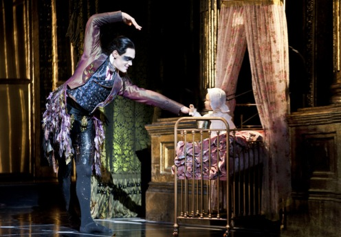 Matthew Bourne's SLEEPING BEAUTY - Photo by Simon Annand