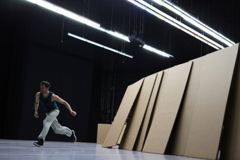 The Forsythe Company: Fabrice Mazliah Photo Credit: Julieta Cervantes