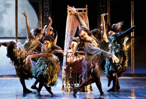 Matthew Bourne's Sleeping Beauty: A Gothic Romance; Photo: Simon Annand