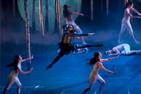 Matthew Bourne's Sleeping Beauty: A Gothic Romance; Photo: Mikah Smillie