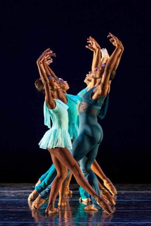 Dance Theater of Harlem in Robert Garland's Gloria; photo by Matthew  Murphy.