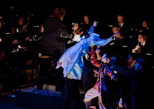 Stravinsky's Firebird | The Little Orchestra Society's® Happy Concerts for Young People 2013-2014 Season