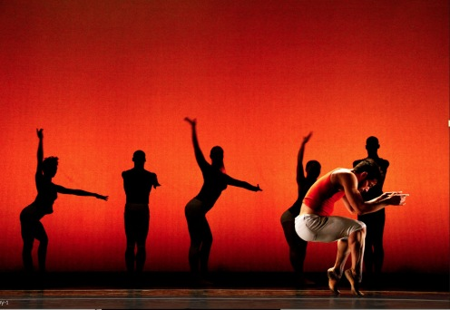 Edgar Anido and Complexions Contemporary Ballet, Photo: Melissa Bartucci