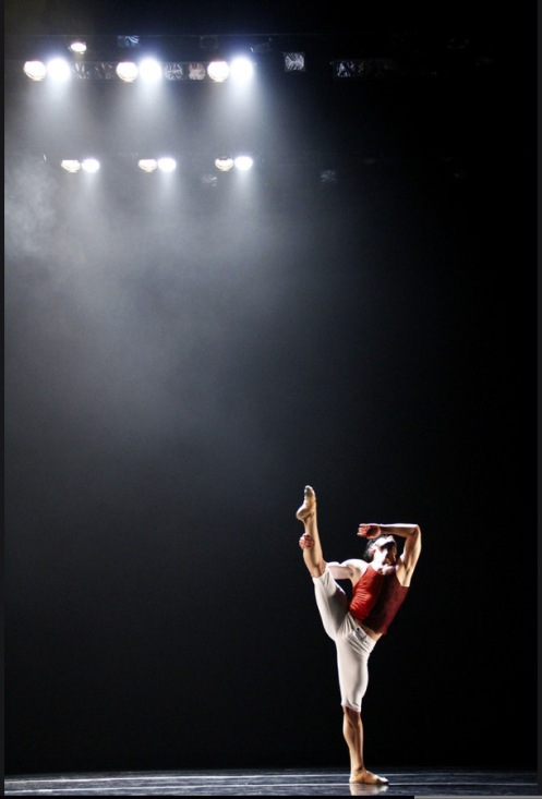 Complexions Contemporary Ballet's Edgar Anido, Photo: Melissa Bartucci