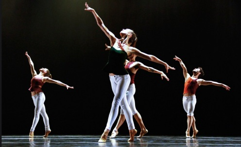Complexions Contemporary Ballet, Photo: Melissa Bartucci