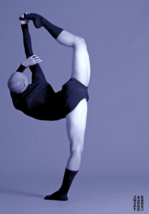 Complexions Contemporary Ballet's Terk Waters, Photo: Jae Man Joo
