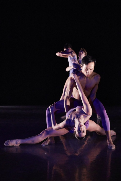 Peridance performing Igal Perry's Infinity. Photo: Jaqlin Medlock