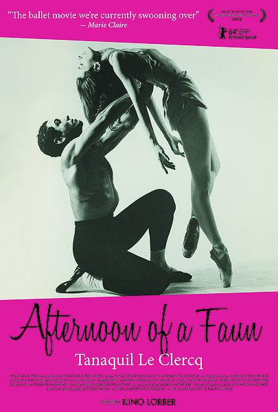Faun Poster