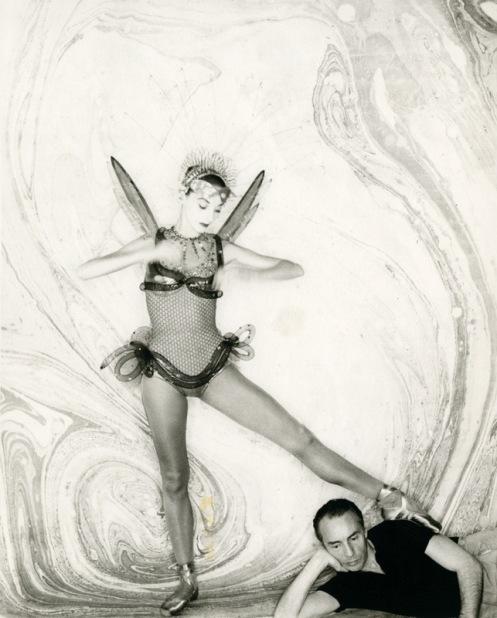Metaphorphoses, Tanaquil Le Clercq & George Balanchine
