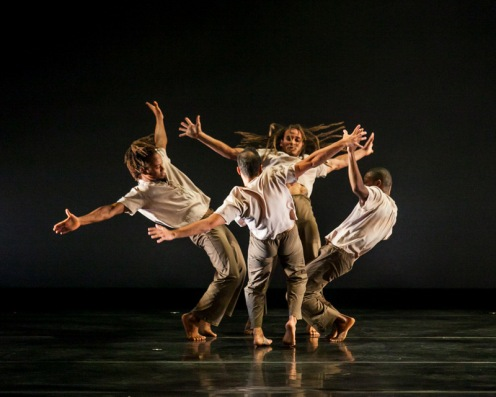 DanceBrazil in Jelon Vieira's Fé Do Sertão. Photo: Sharen Bradford - The Dancing Image