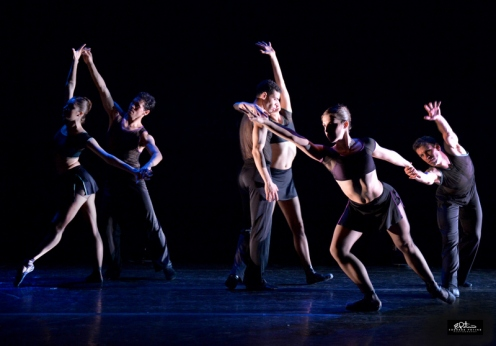 Ballet NY in Ginger Thatcher's 'Urban Study– Excepts': Photo by Eduardo Patino