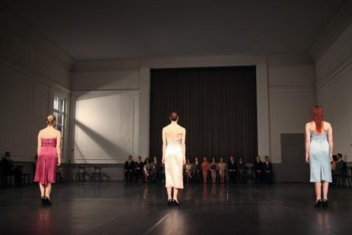 Tanztheater Wuppertal Pina Bausch in Kontakthof: A piece by Pina Bausch. Photo Credit: Julieta Cevantes