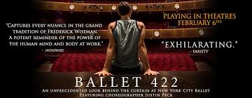 Ballet 42 poster