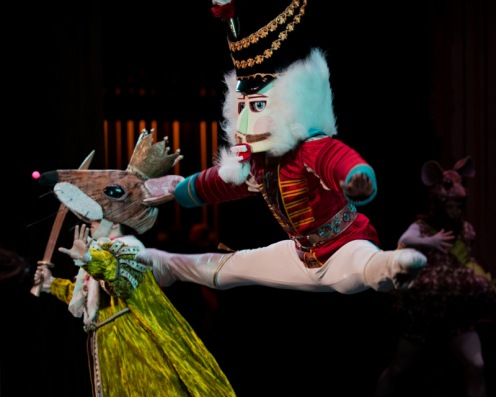 "Frisch's Presents ""The Nutcracker"" Performed  by the  Cincinnati Ballet, Dec. 19-27, 2014"