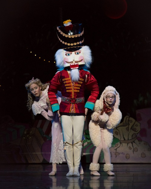"Cincinnati Ballet in ""The Nutcracker"". Photo: Peter Mueller."