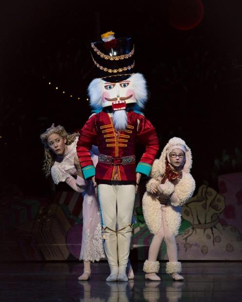 """Cincinnati Ballet in """"The Nutcracker"""". Photo: Peter Mueller."""