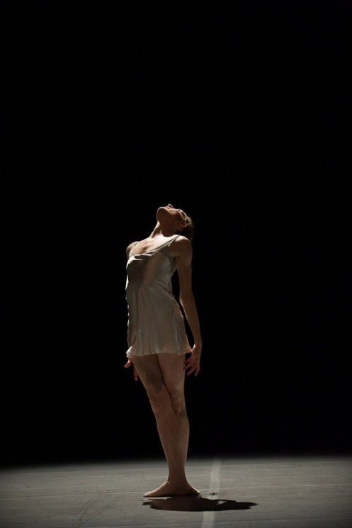 "Wendy Whelan performing Alejandro Cerrudo's ""Ego Et Tu."" Photo: Yi-Chun Wu"