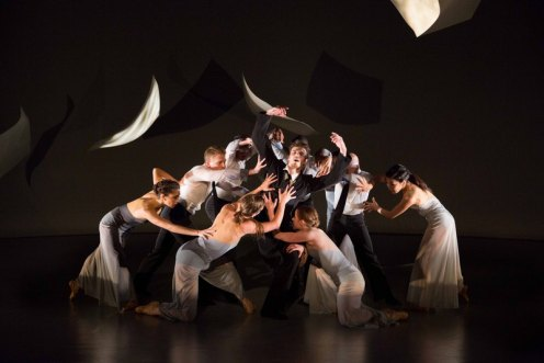 Ballet X. Sunset o639 Hours. (c)Alexander Iziliaev