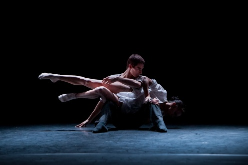 """downshifting"" Chorography by Mauro Astolfi Spellbound Dance Company"