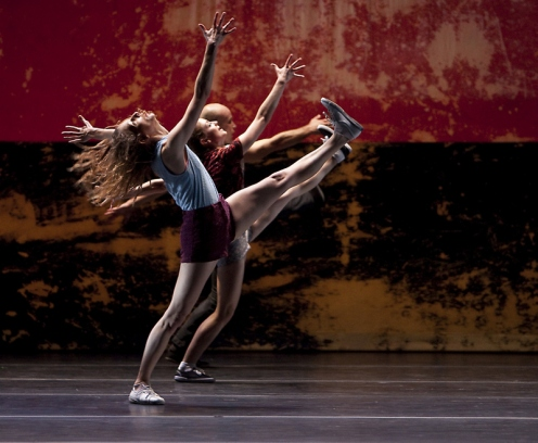 """LA Dance Project in Justin Peck's """"Murder Ballades"""" Photo: Rose Eichenbaum"""